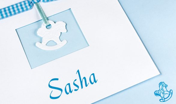 Personalized Announcement Cards